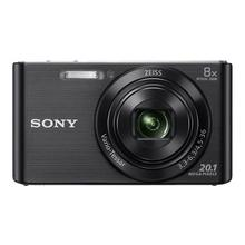 SONY Cyber-shot DSC-W830 - Digitale camera compact 20.1 MP 720p 8x optische zoom zwart