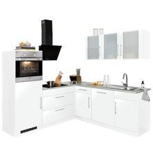 WIHO KUCHEN cuisine d'angle Cali, sans appareil électrique, largeur de réglage 210 x 220 cm