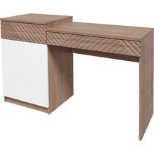 INOSIGN table de maquillage Greta, Coiffeuse « Greta », avec moulure décorative et fonction Push-to-open