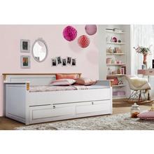 HOME AFFAIRE bed met 3 wanden Tessin