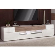 Tv-meubel Toledo, Breedte 209 cm