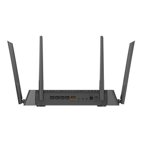 D-LINK DIR-878 - Draadloze router 4-poorts switch GigE 802.11a/b/g/n/ac Dual Band