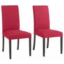 HOME AFFAIRE 4-voetstoel Roko, 4-delig, In set van 2, 4 of 6