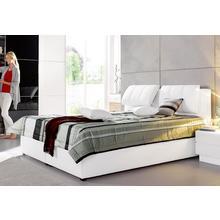 MAINTAL lit rembourré, avec têtes de réglables