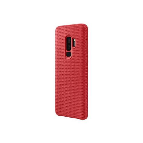 SAMSUNG Hyperknit Cover EF-GG965 - Coque de protection pour téléphone portable rouge Galaxy S9+, S9+ Deluxe Edition