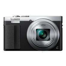 Panasonic Lumix DMC-TZ70 - Digitale camera compact 12.1 MP 30x optische zoom Leica Wi-Fi, NFC zilver