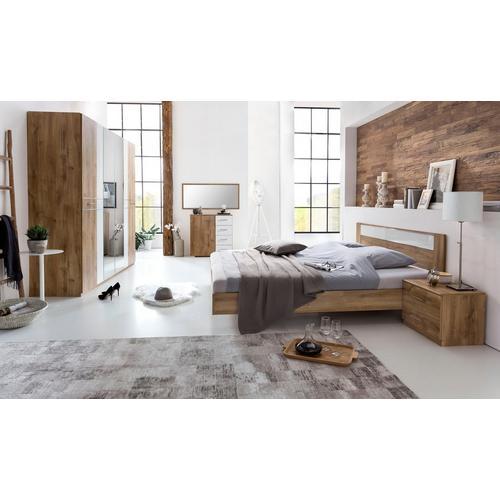 WIMEX set pour chambre à coucher Petra/Pamela, lot de 4