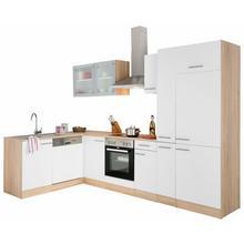 OPTIFIT cuisine d'angle Kalmar, sans appareil électrique, lsurface de pose 300 x 175 cm