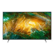 "SONY KD-65XH8096 - Classe 65"" (64.5"" visualisable) BRAVIA XH8096 Series TV LED Smart Android 4K UHD (2160p) 3840 x 2160 HDR à éclairage direct noir"