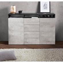 BORCHARDT MOBEL meuble haut Melbourne, Largeur 139cm