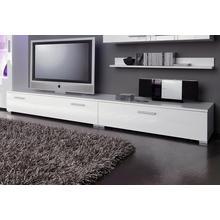 Meuble TV Flame, largeur 90 cm ou 120 cm