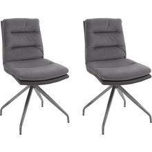 HOMEXPERTS chaise de salle à manger Horizon, lot 2, , 2 pièces