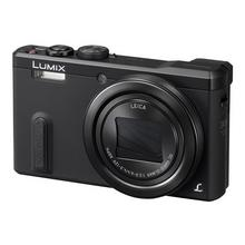 PANASONIC Lumix DMC-TZ60EF - Digitale camera compact 18.1 MP 30x optische zoom Wi-Fi, NFC zwart