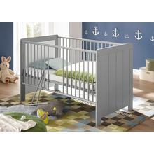 lit bébé Nikola, avec barreaux amovibles