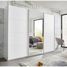 RAUCH armoire à portes flottantes Kepan, avec aménagement intérieur complet