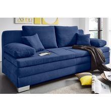 JOCKENHOFER GRUPPE canapé lit, avec espace de rangement et coussins amovibles, surmatelas en mousse froide