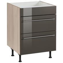 OPTIFIT meuble pour plaque de cuisson Bern, , largeur : 60 cm