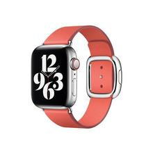 APPLE 40mm Modern Buckle - Horlogebandje voor smart watch groot roze citrus (38 mm, 40 mm)
