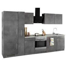 WIHO KUCHEN bloc de cuisine Cali, sans appareil électrique, largeur 310 cm
