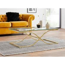 HOME AFFAIRE table basse, Dimensions (L/P/H): (120/70/42)