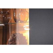 Éclairage LED tablette en verre, lot de 4, Eclairage Ufo-Clip