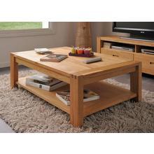 HOME AFFAIRE table basse Ethan, Largeur 105 cm