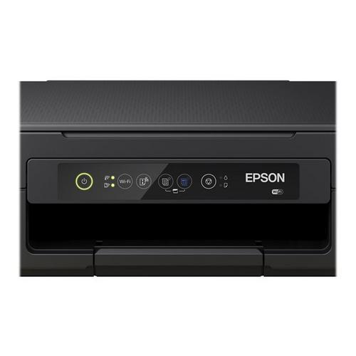 EPSON Expression Home XP-2100 - Multifunctionele printer kleur inktjet A4 (210 x 297 mm) (origineel) A4/Legal (doorsnede) maximaal 27 ppm (printend) 50 vellen Wi-Fi zwart