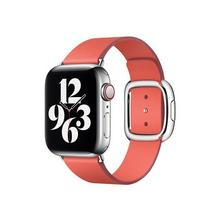 APPLE 40mm Modern Buckle - Horlogebandje voor smart watch middelgroot roze citrus (38 mm, 40 mm)