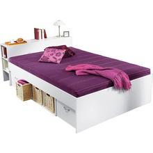 BRECKLE bed met opbergruimte