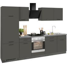 WIHO KUCHEN bloc de cuisine Esbo, sans appareil électrique, largeur280 cm
