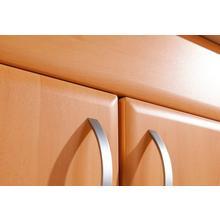 WIHO KUCHEN armoire suspendue Prag, Largeur 50 cm, hauteur 90 cm