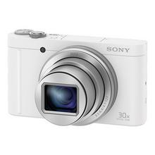 SONY Cyber-shot DSC-WX500 - Digitale camera compact 18.2 MP 30x optische zoom ZEISS Wi-Fi, NFC wit