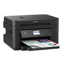EPSON WorkForce WF-2865DWF - Multifunctionele printer kleur inktjet A4/Legal (doorsnede) maximaal 33 ppm (printend) 150 vellen 33.6 Kbps USB 2.0, LAN, Wi-Fi(n), NFC