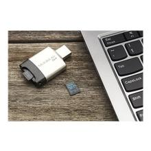 Kingston Canvas Go! - Carte mémoire flash (adaptateur microSDXC vers SD inclus(e)) 128 Go Video