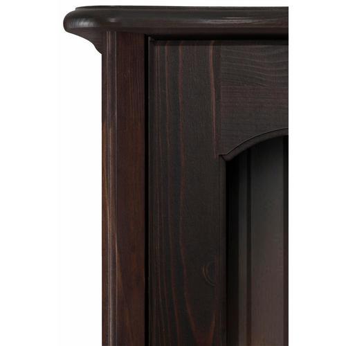 HOME AFFAIRE vitrine Lebo, en pin massif, largeur 61 cm