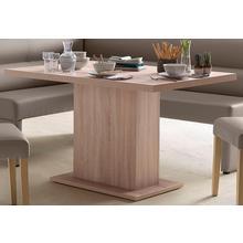 table de salle à manger pied colonne, Largeur 136 cm