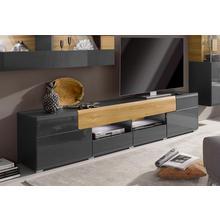 Meuble TV Toledo, largeur : 209 cm