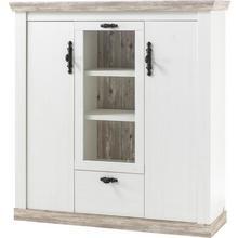 HOME AFFAIRE meuble haut Florenz, im romantischen Landhaus-Look, Breite 140 cm