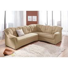 DOMO COLLECTION canapé d'angle Papenburg, avec fonction lit en option