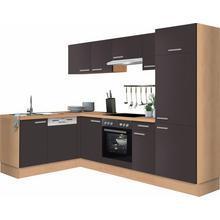 OPTIFIT cuisine d'angle Odense, sans appareil électrique, largeur : 275 x 175 cm