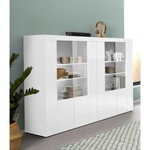 TECNOS meuble haut Slot, Largeur 180 cm