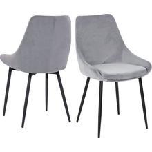 INOSIGN chaise Niam, lot de 2, ensemble en design moderne