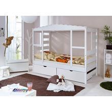 TICAA lit en forme de maison Lio