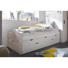 lit fonctionnel, avec 2ème couchage