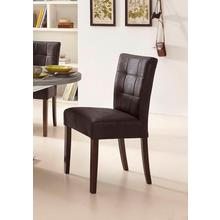4-voetstoel, 2-delig