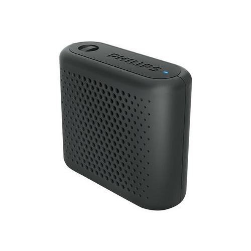 PHILIPS BT55B - Luidspreker voor draagbaar gebruik draadloos Bluetooth 2 Watt zwart