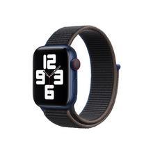 APPLE 40mm Sport Loop - Bracelet de montre pour intelligente taille Regular Charbon Watch (38 mm, 40 mm)