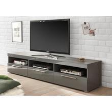 BRUNO BANANI meuble TV GOBA, largeur 210 cm