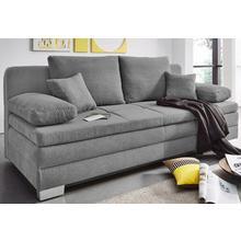 JOCKENHOFER GRUPPE canapé lit, avec espace de rangement et coussins amovibles, surmatelasen mousse froide