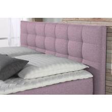 HOME AFFAIRE sommier tapissier Tommy, avec un surmatelas en mousse froide, 5 largeurs, 2 degrés de dureté, 3 modèles